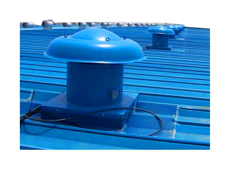 塑料屋顶成都风机生产厂商
